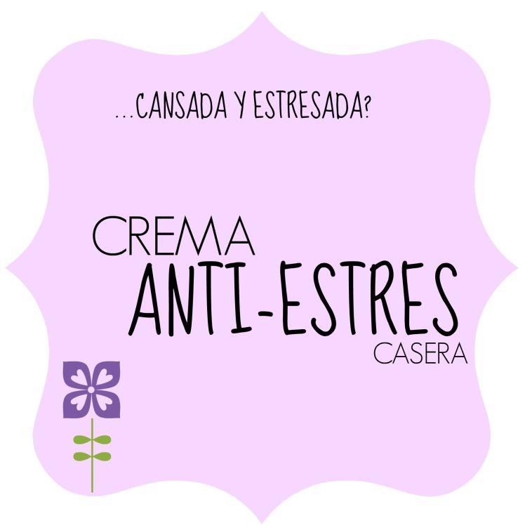 Crema Anti-estres