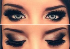 High Smoky Eyes