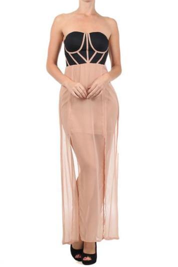 Vestido 3 de Pink Shop de Maf Lara