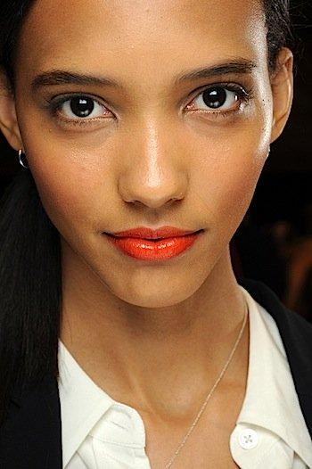 Orange Lips 4