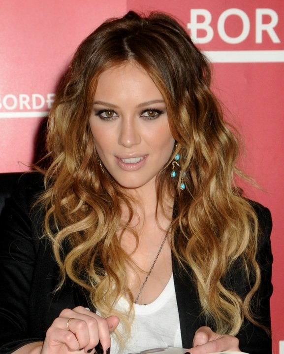 Californianas Hilary Duff