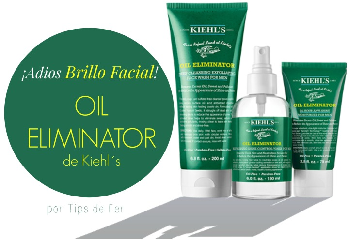 Oil eliminator de Kiehl´s