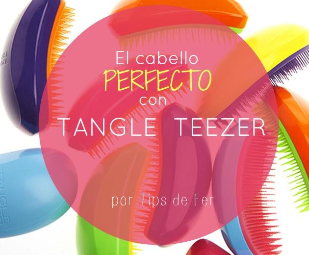 El cabello perfecto con Tangle Teezer