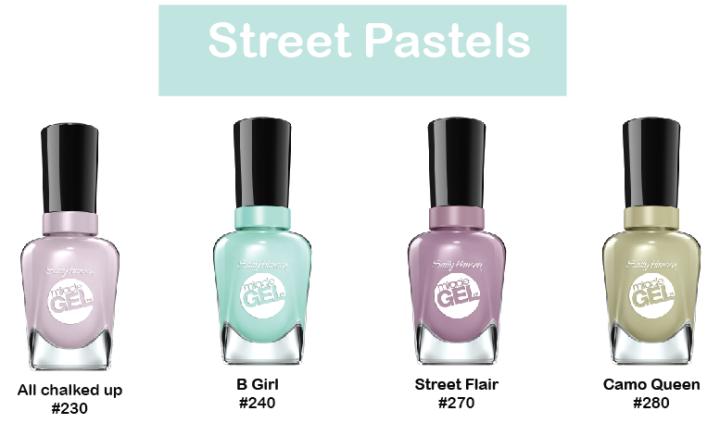 Street Pastels