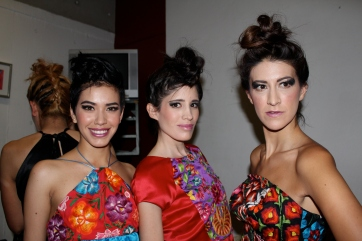 Backstage Fashion Green Mx