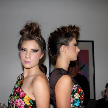 Backstage Fashion Green Mx
