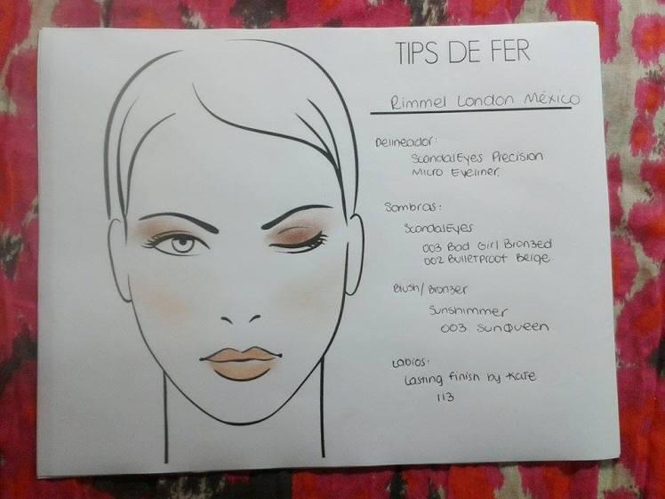 Maquillaje Fer