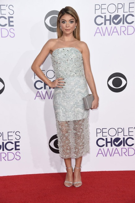 People's Choice Awards in Los Angeles, CA on January 7, 2015