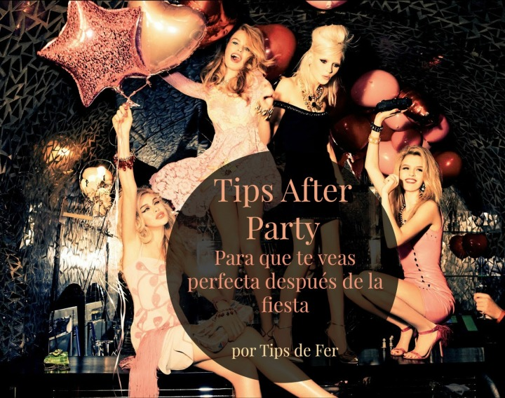 tips after party