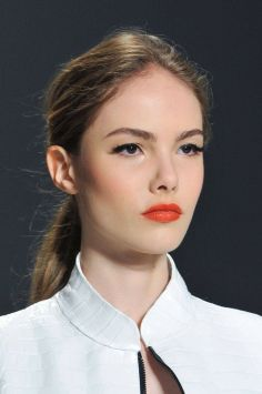 Bright-Orange-lips-2