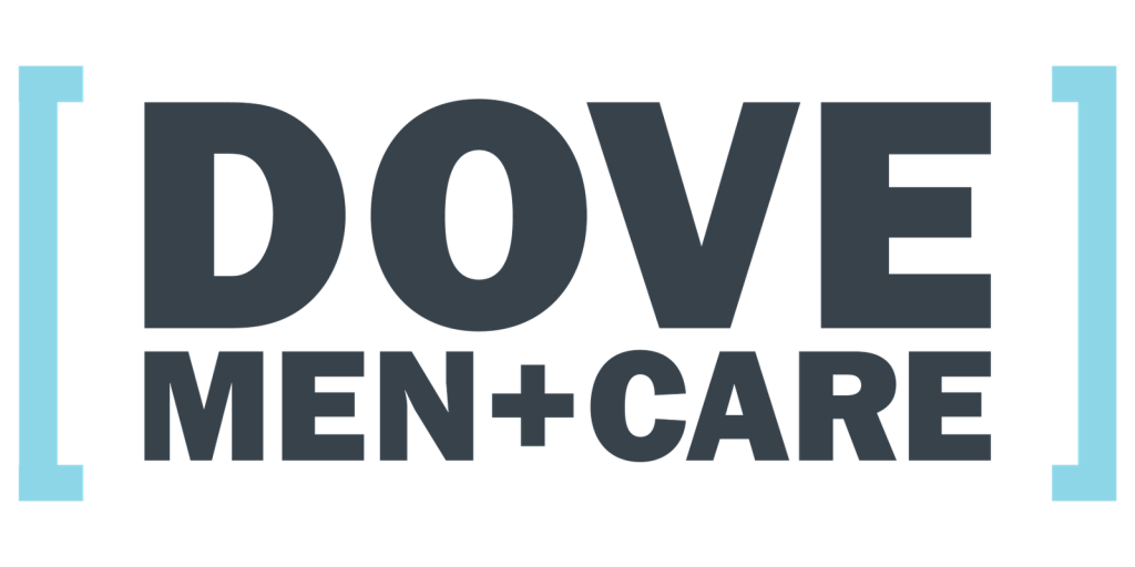 Logo Dove Men sin fondo