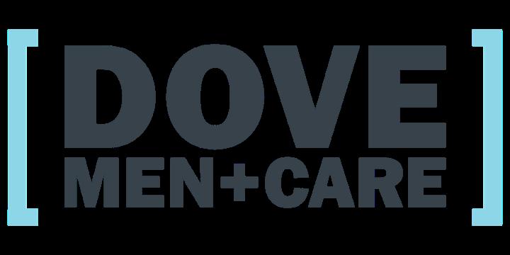 Logo Dove Men sin fondo