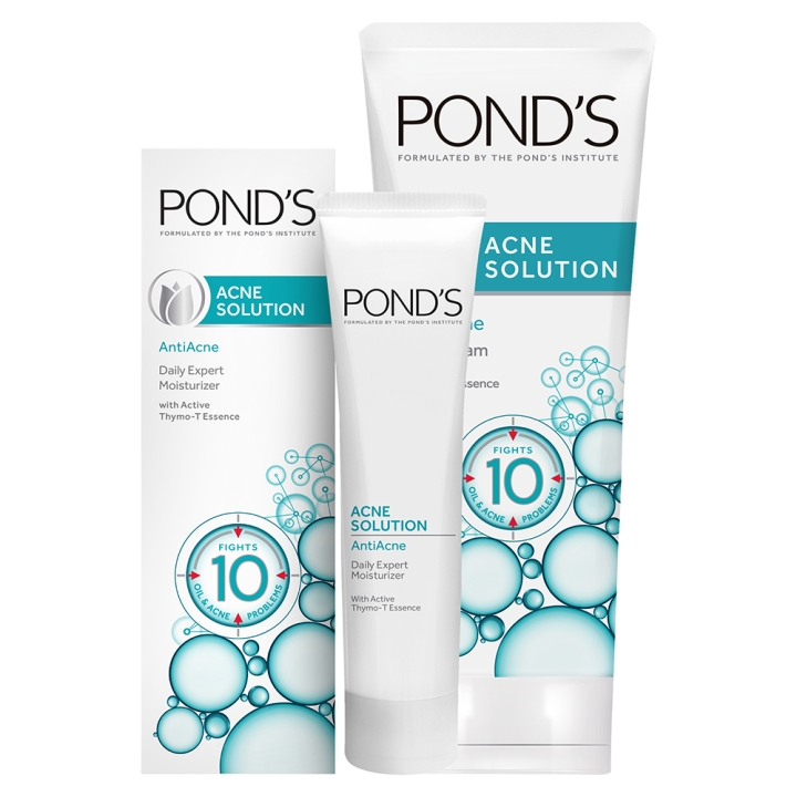 PONDS ACNE SOLUTION PACK